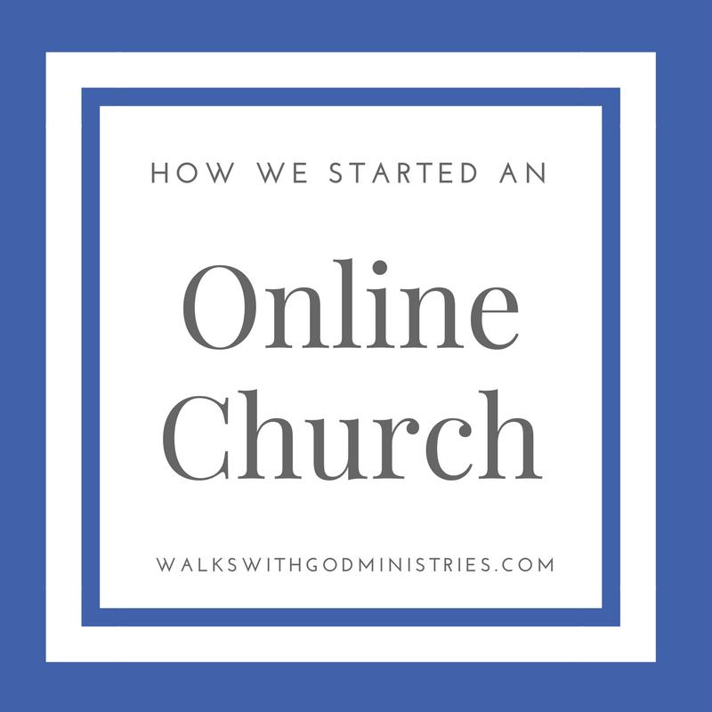 starting an online church