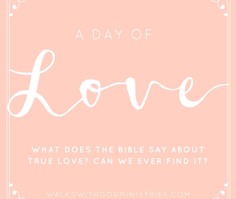 A Day of Love?